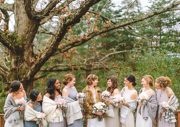 bridesmaids Cherokee National Forest | JOPHOTO photography