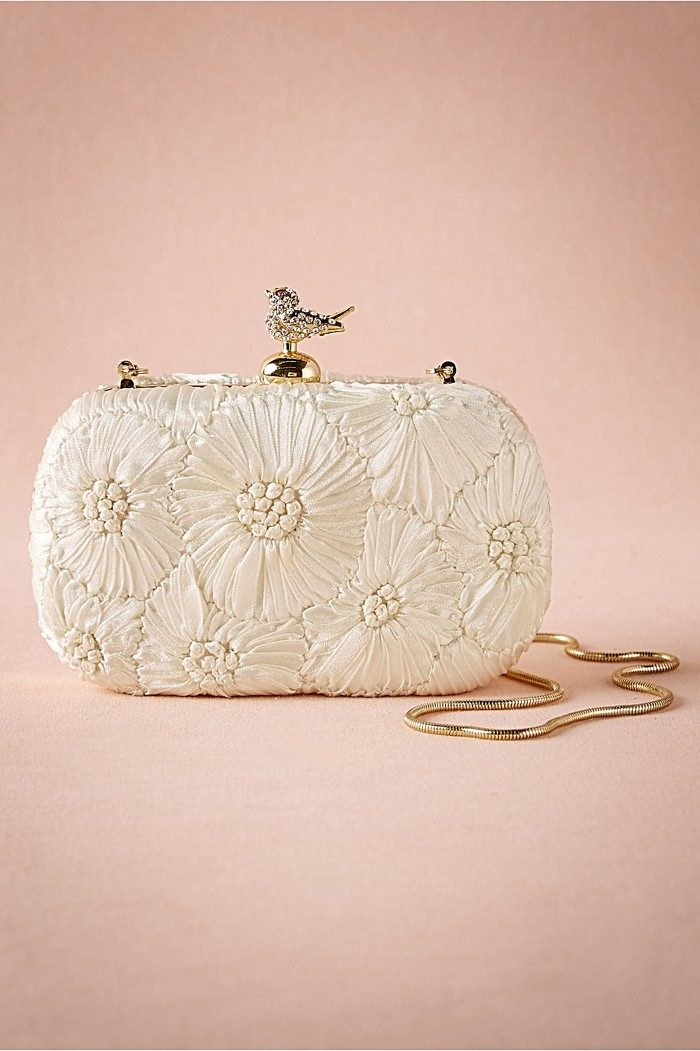 Field Lark Clutch | BHLDN