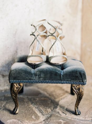 blue wedding inspiration   shoes   curated by @thebridelink