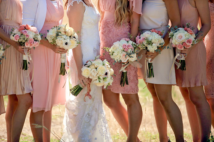 Rustic and Romantic Park City Wedding | bridesmaids | Pepper Nix Photography