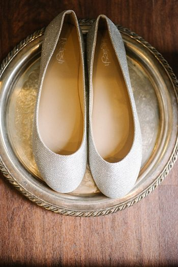 shoes | Colorado wedding | Lisa Anne Photography