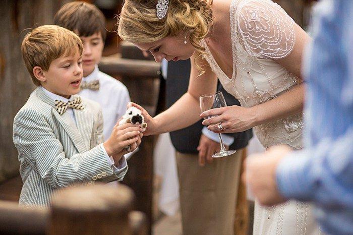 Montana wedding at Flathead Lake | Virginia Stiles Photopraphy