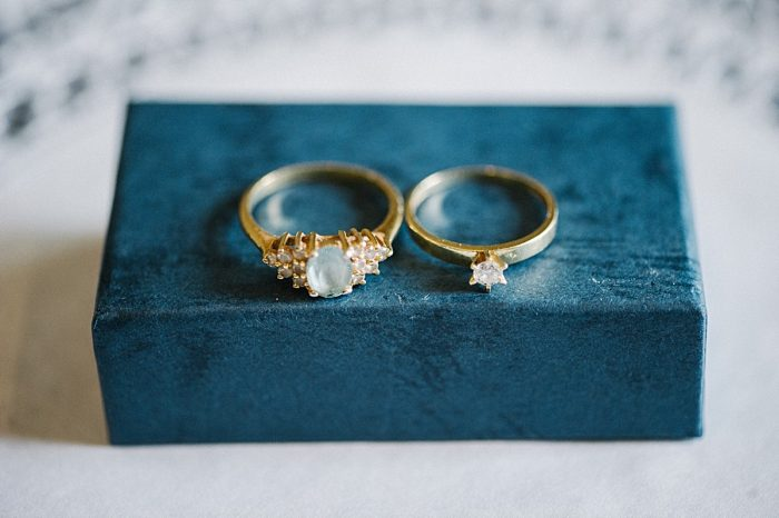 rings | Colorado wedding | Lisa Anne Photography