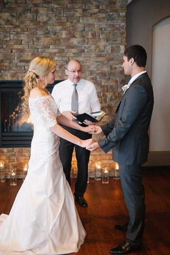 ceremony | Colorado wedding | Lisa Anne Photography