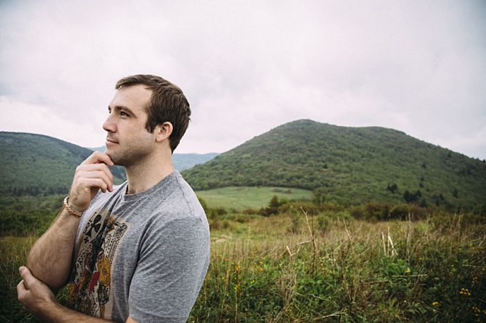 Blue Ridge Parkway Engagement | Fox and Owl