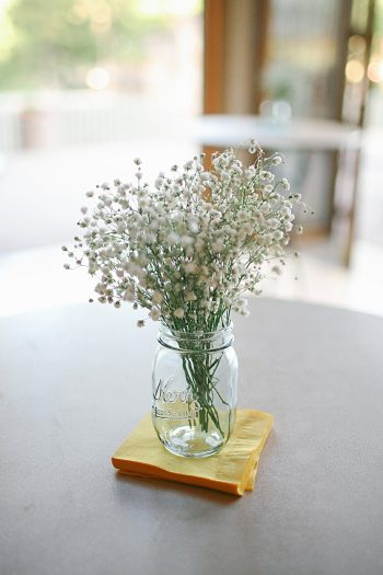 Babys Breath | Breckenridge wedding | Kristin Partin Photography