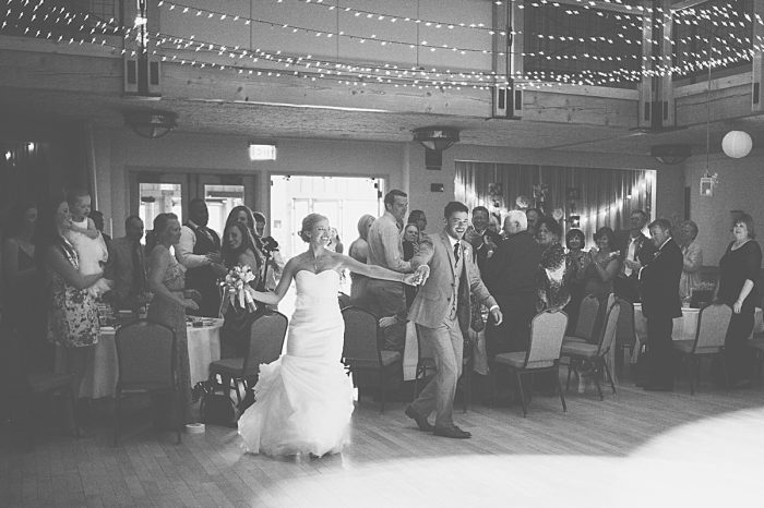 First Dance | Breckenridge wedding | Kristin Partin Photography
