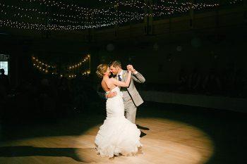 First Dance | Breckenridge wedding | Kristin Partin Photography