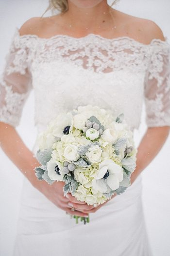 bridal bouquet | Colorado wedding | Lisa Anne Photography