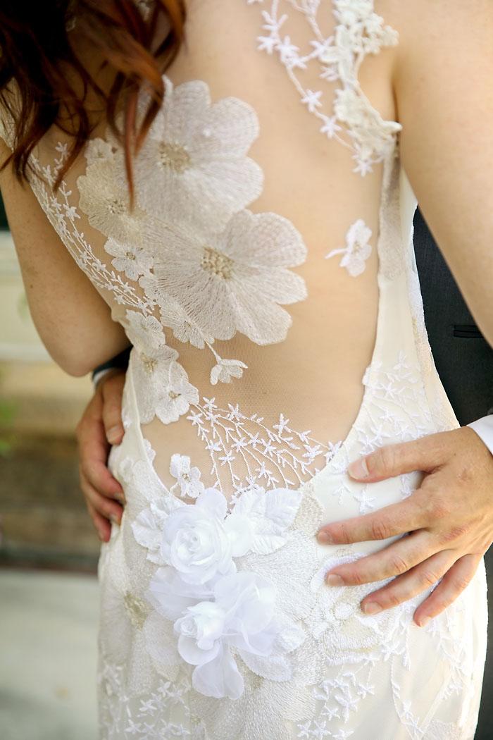 Rustic and Romantic Park City Wedding | wedding dress| Pepper Nix Photography