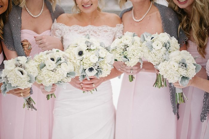 bridesmaid bouquet | Colorado wedding | Lisa Anne Photography