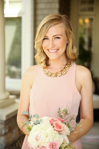 Rustic and Romantic Park City Wedding | bridesmaid| Pepper Nix Photography