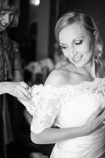 getting ready | Colorado wedding | Lisa Anne Photography