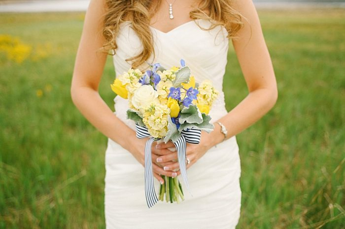 wedding bouquet | Breckenridge wedding | Kristin Partin Photography