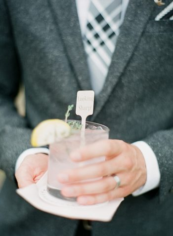pink signature drink ideas | Estes Park Blush Pink Wedding | Photography by Connie Whitlock