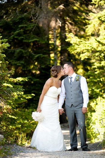 Grouse Mountain Wedding | Hayley Rae Photography