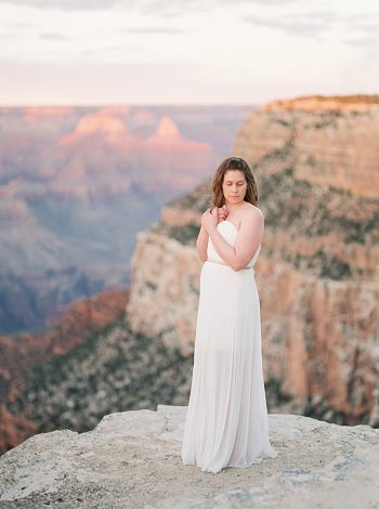 Grand Canyon Bridal | Photography by JoPhoto