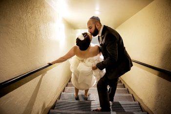 Canyons Resort Winter Wedding | Pepper Nix Photography