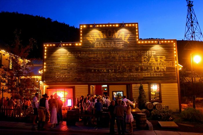 Cowboy rehearsal dinner | Park City Utah | Pepper Nix Photography