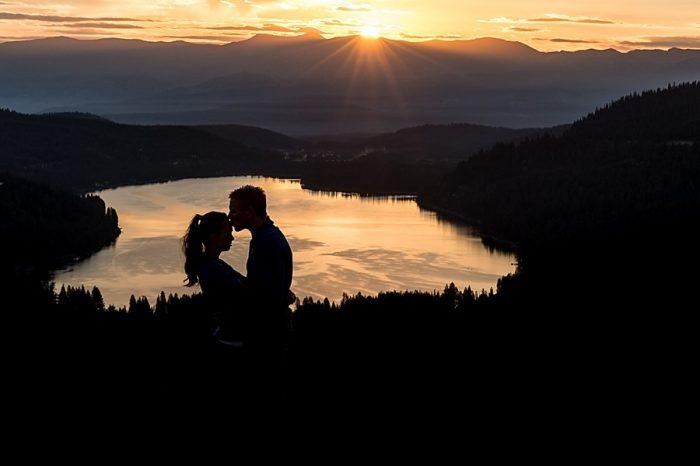 High Sierra Late Summer Wedding | Evantide Photography | Donner Lake California
