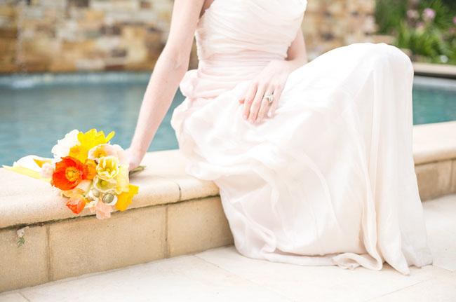 modern french 75- citrus wedding | Inspiration Board by Hey Wedding Lady