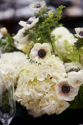white anemones | Park City Utah Wedding | Pepper Nix Photography