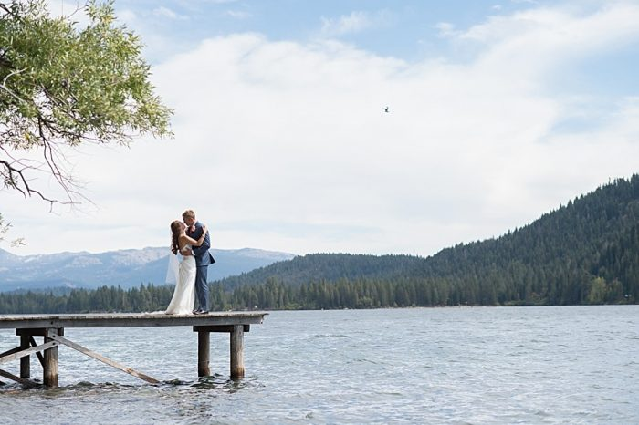 High Sierra Late Summer Wedding | Evantide Photography | Donner Lake California