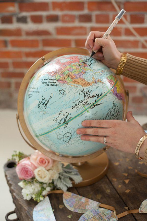 globe-guest-book