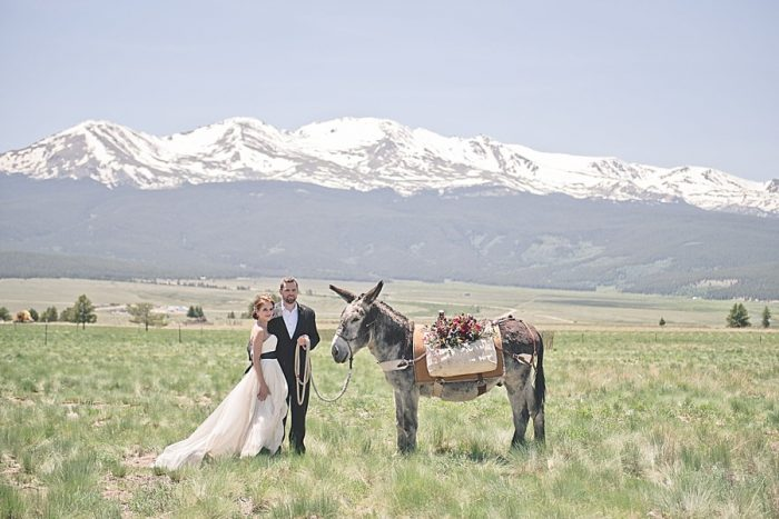 Colorado Wedding Inspiration | Karats and Onyx | Bit of Ivory Photography