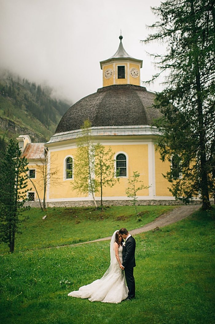 Enchanted Wedding in the Austrian Alps | Nordica Photography