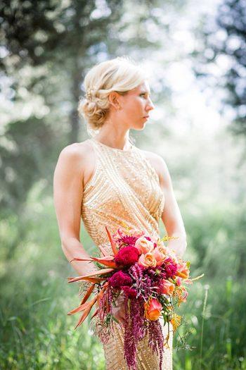 Stylish Lake Tahoe Wedding By Eric Asistin Via Mountainside Bride