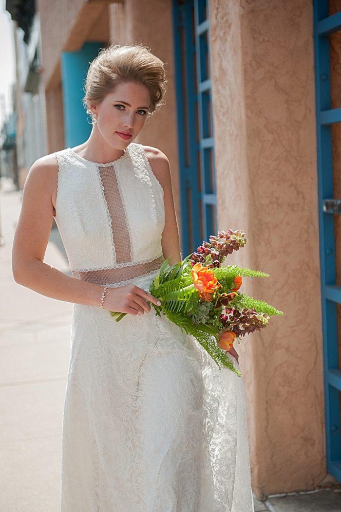 StudioWed Denver + Wedding Paper Divas Modern Styled Shoot