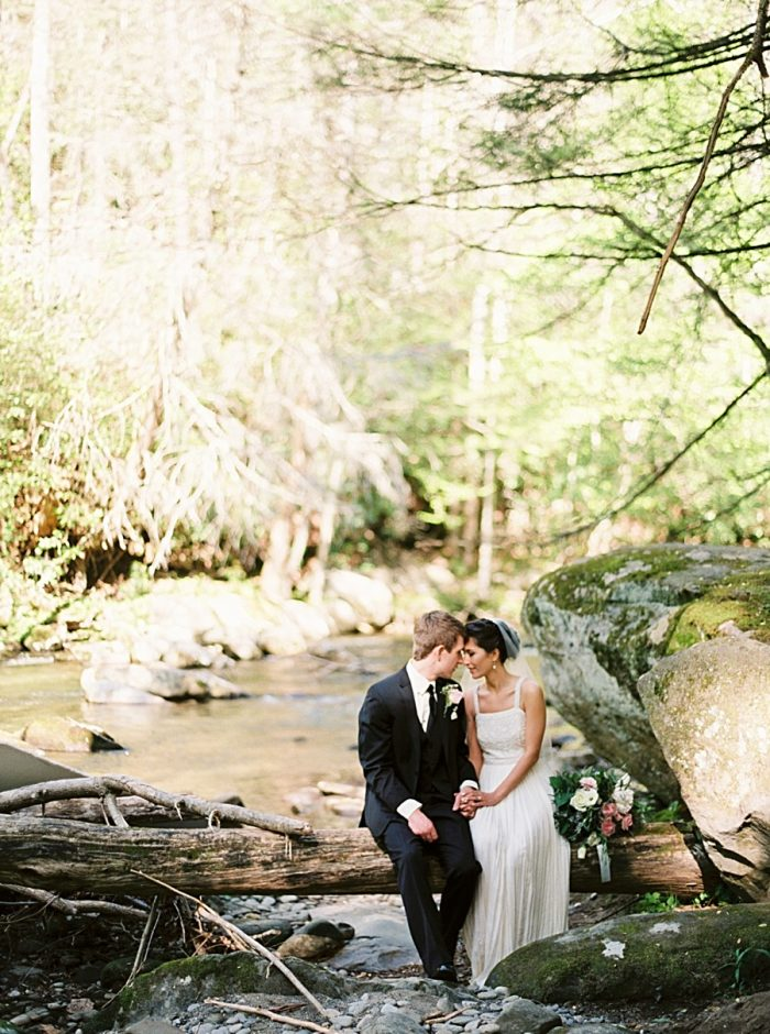 Great Smoky Mountains National Park Wedding | Photography By Jo Photo