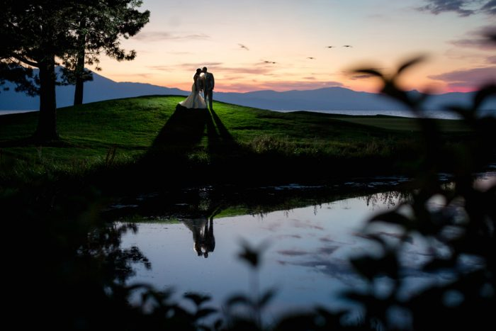 Lake Tahoe Wedding | Eric Asistin Photographer