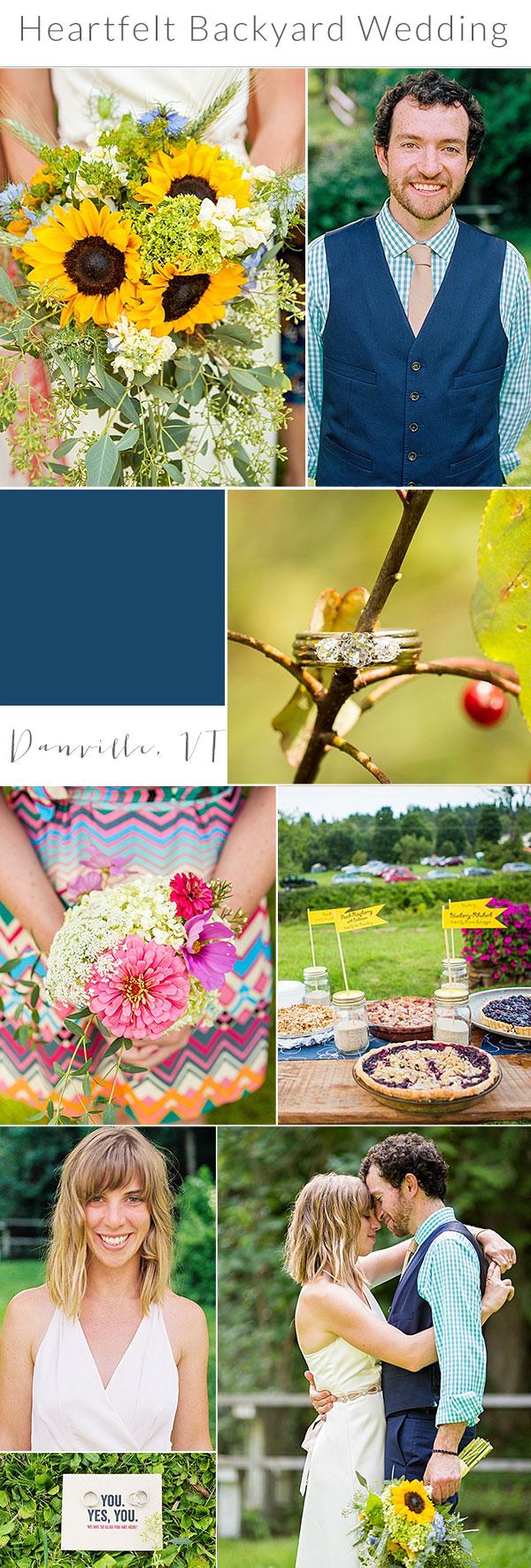 Vermont Mountain Wedding Alexix June Photography Via MountainsideBride.com 0077