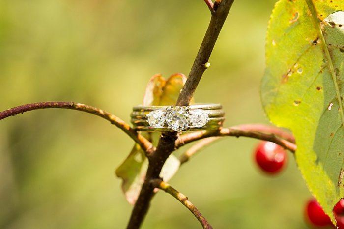 Wedding Rings | Vermont Mountain Wedding | Alexix June Photography | Via MountainsideBride.com 0077