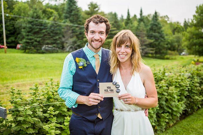 Vermont Mountain Wedding | Alexix June Photography | Via MountainsideBride.com 0045