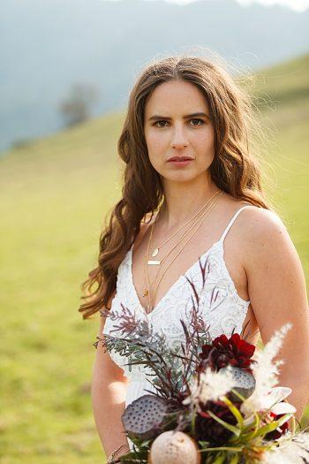 Boho Mountain Wedding Inspiration Bergreen Photography