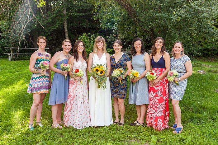 Vermont Mountain Wedding | Alexix June Photography | Via MountainsideBride.com 0021