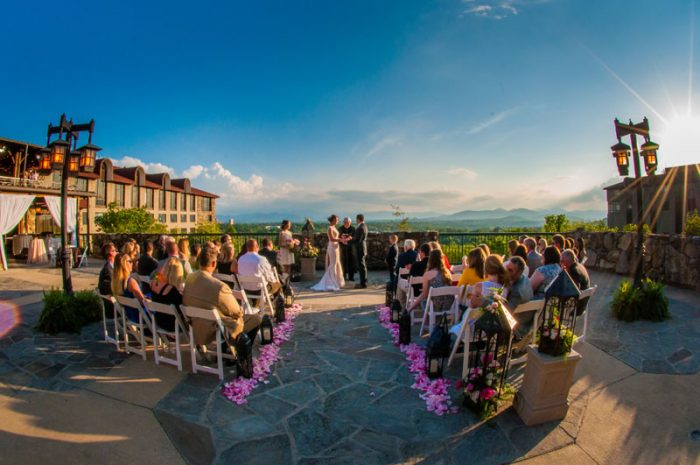 Unique Asheville Wedding Venues | Grove Park Inn Asheville