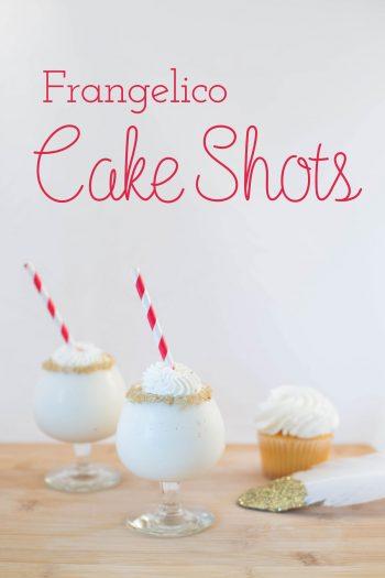 Frangelico Wedding Cake Shot Title