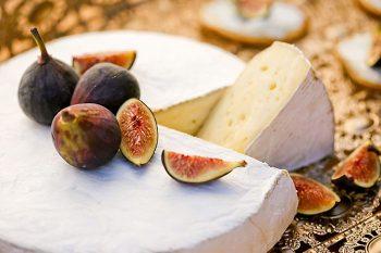 Fig And Cheese   Aspen Gold Utah Wedding Inspiration   Pepper Nix Photography   Via MountainsideBride.com