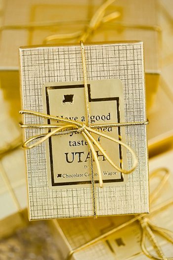 Utah Chocolate | Aspen Gold Utah Wedding Inspiration | Pepper Nix Photography | Via MountainsideBride.com