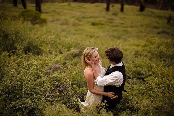 Yosemite Adventure Bridal Shoot | A Fierce Love Photography | Via MountainsideBride.com