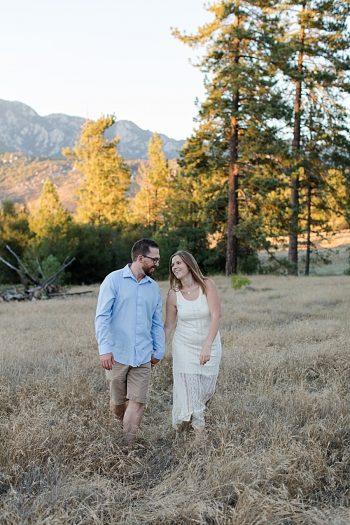 Idyllwild California Bridal Shoot | Nicki Metcalf Photography | Via MountainsideBride.com