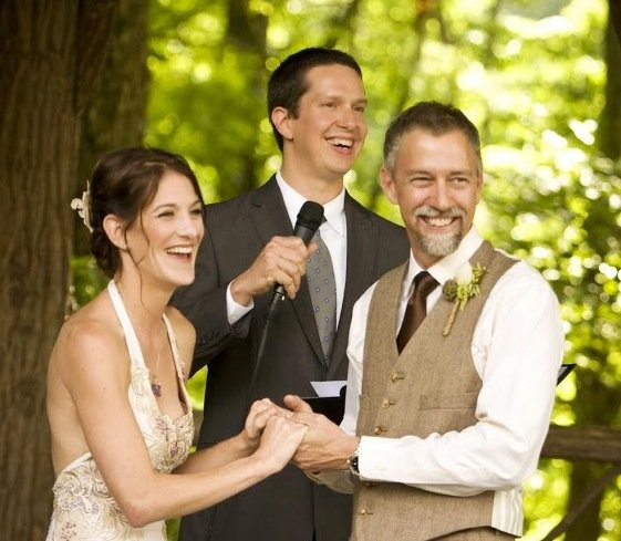 Asheville Marriages ceremony