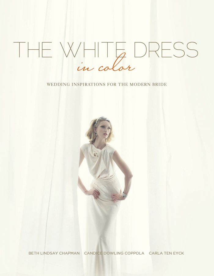 Cover White Dress In Color