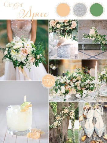 Ginger Rum Specialty Cocktail | By Hey Wedding Lady | Via MountainsideBride.com