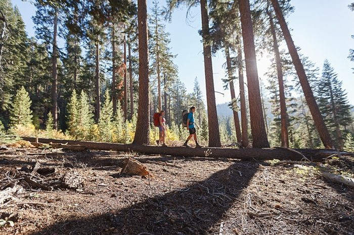 1 Camping Engagment Weekend   Bergreen Photography   Via MountainsideBride.com