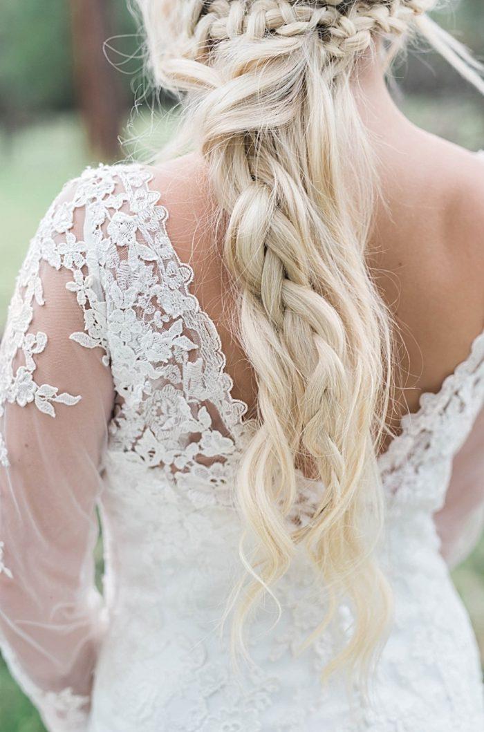 Boho Flagstaff Wedding Inspiration   Saje Photography   Via MountainsideBride.com